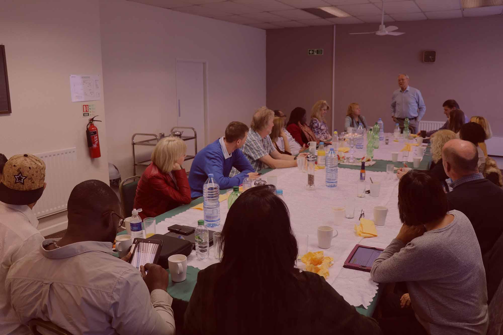 Leaders Planning Meeting